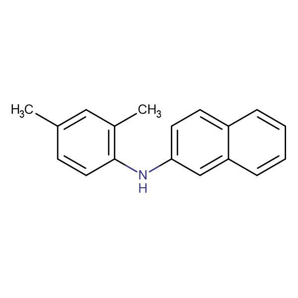 N-(2,4-Dimethylphenyl)naphthalen-2-amine