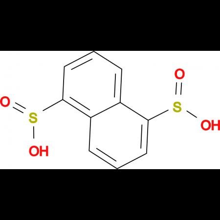 Naphthalene-1,5-disulfinic acid