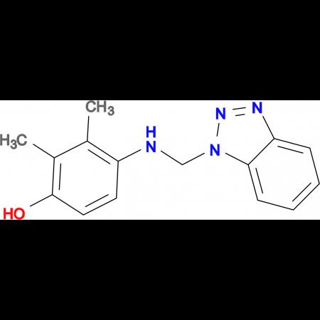 4-[(1H-1,2,3-Benzotriazol-1-ylmethyl)amino]-2,3-dimethylphenol