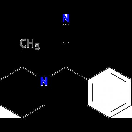 2-(2-Methylpiperidin-1-yl)-2-phenylacetonitrile