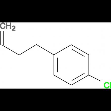 4-(4-Chlorophenyl)-1-butene