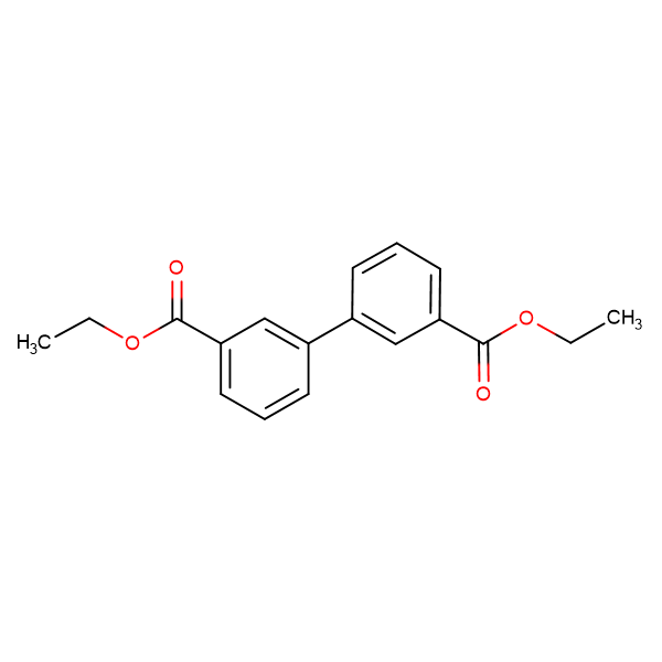Diethyl biphenyl 3,3'-dicarboxylate