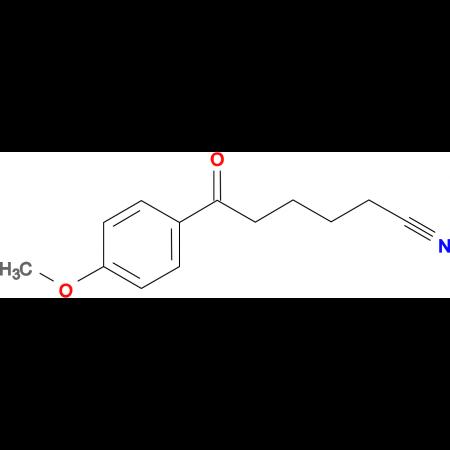 6-(4-methoxyphenyl)-6-oxohexanenitrile