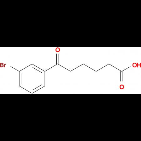 6-(3-Bromophenyl)-6-oxohexanoic acid