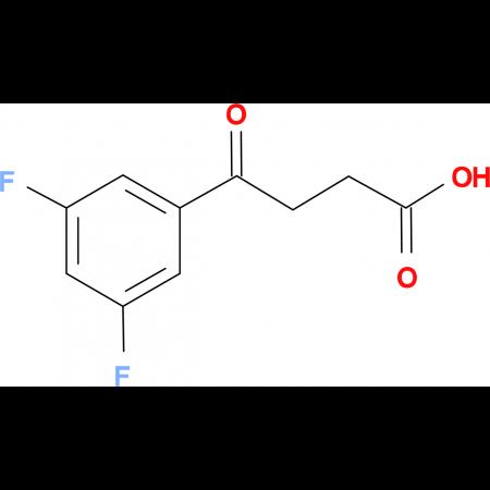 4-(3,5-Difluorophenyl)-4-oxobutyric acid