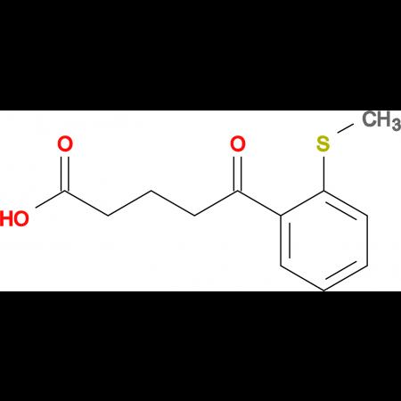 5-(2-(Methylthio)phenyl)-5-oxovaleric acid