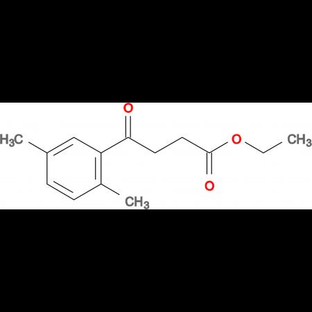 ethyl 4-(2,5-dimethylphenyl)-4-oxobutyrate
