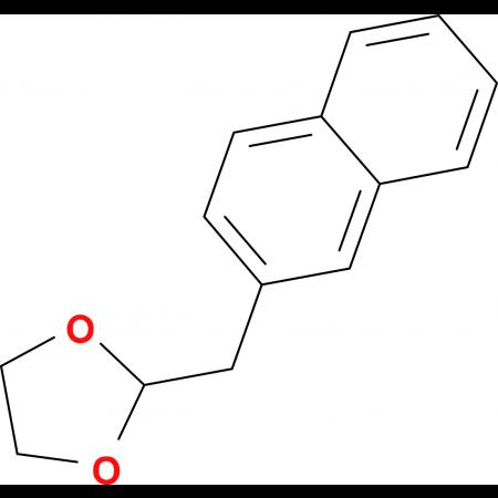 2-(1,3-Dioxolan-2-ylmethyl)naphthalene
