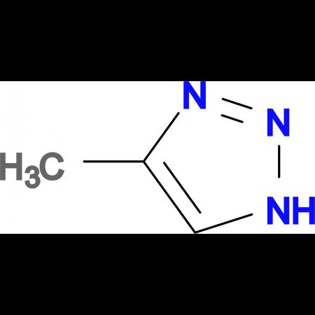 4-Methyl-1H-1,2,3-triazole