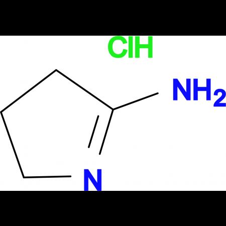3,4-Dihydro-2H-pyrrol-5-amine hydrochloride