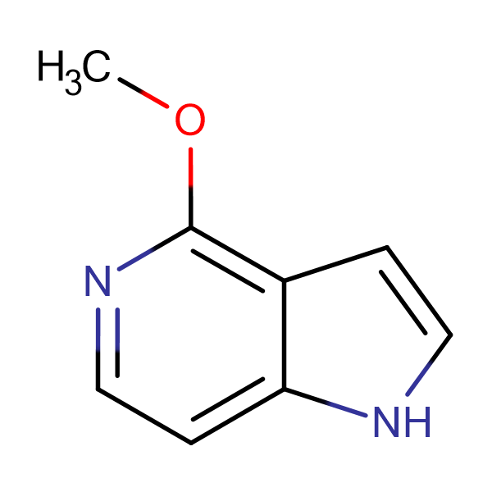 4-Methoxy-1H-pyrrolo[3,2-c]pyridine
