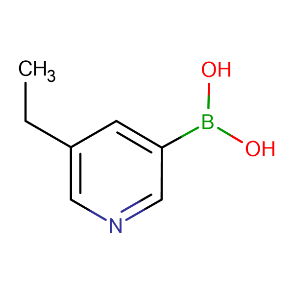(5-Ethylpyridin-3-yl)boronic acid