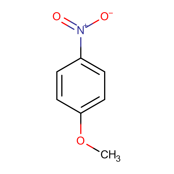 1-Methoxy-4-nitrobenzene