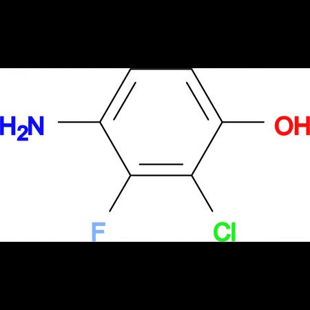 4-Amino-2-chloro-3-fluorophenol