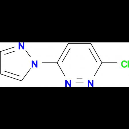 3-Chloro-6-(1H-pyrazol-1-yl)pyridazine
