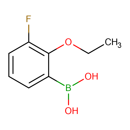 (2-Ethoxy-3-fluorophenyl)boronic acid