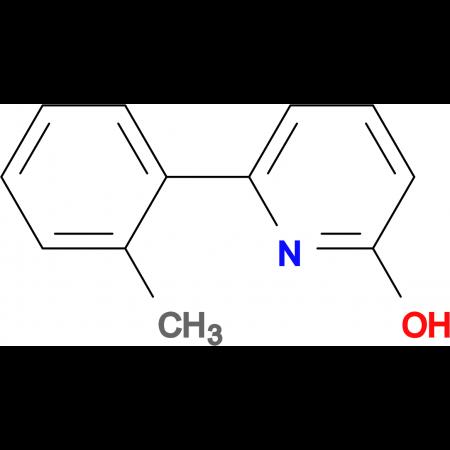 6-(O-tolyl)pyridin-2-ol
