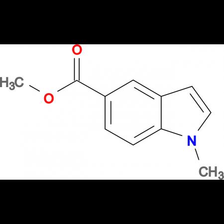 Methyl 1-methyl-1H-indole-5-carboxylate