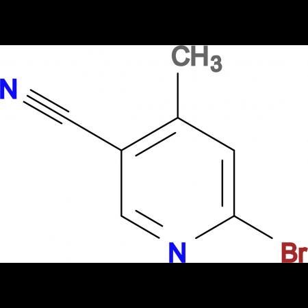 2-Bromo-5-cyano-4-picoline