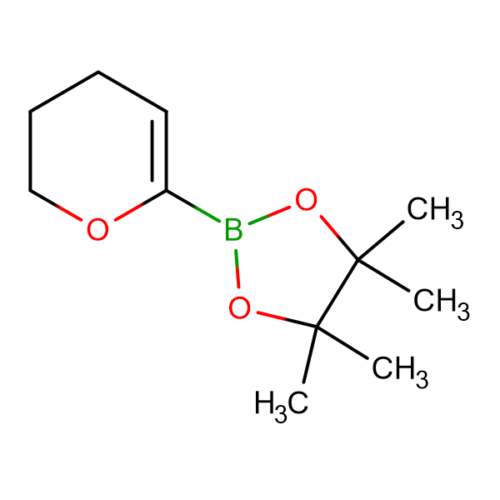2-(3,4-Dihydro-2H-pyran-6-yl)-4,4,5,5-tetramethyl-1,3,2-dioxaborolane