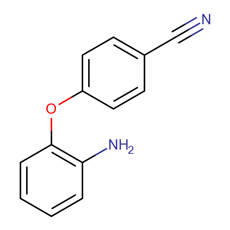 4-(2-Aminophenoxy)benzonitrile