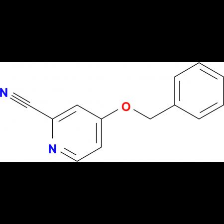 4-(Benzyloxy)picolinonitrile