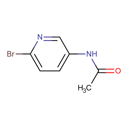 N-(6-Bromopyridin-3-yl)acetamide