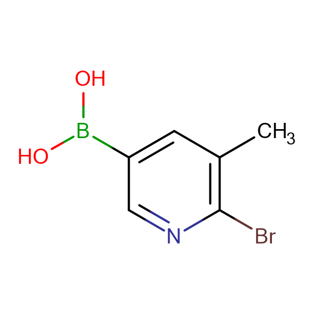 6-Bromo-5-methylpyridine-3-boronic acid