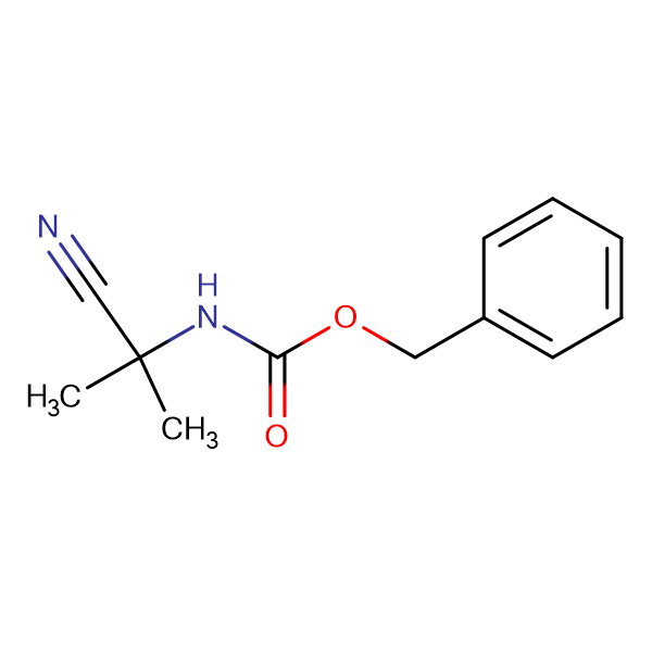 Benzyl (1-cyano-1-methylethyl)carbamate
