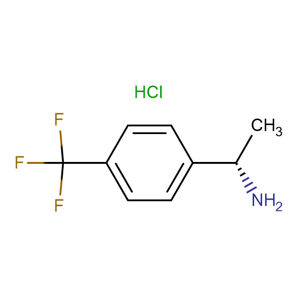 (S)-1-[4-(Trifluoromethyl)phenyl]ethylamine hydrochloride