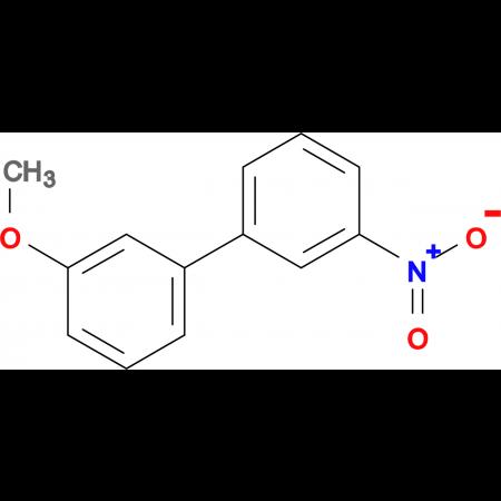 3-Methoxy-3'-nitro-1,1'-biphenyl