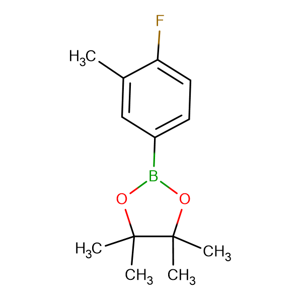 2-(4-Fluoro-3-methylphenyl)-4,4,5,5-tetramethyl-1,3,2-dioxaborolane