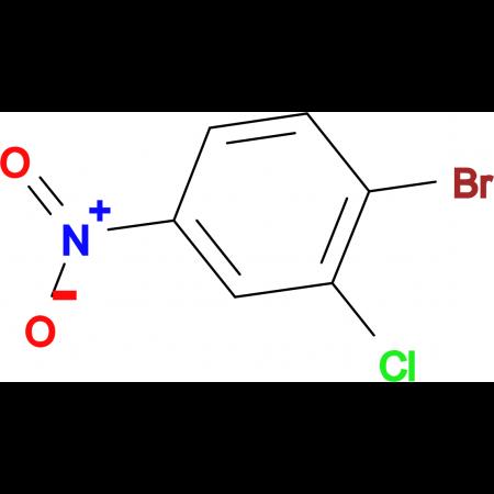 1-Bromo-2-chloro-4-nitrobenzene