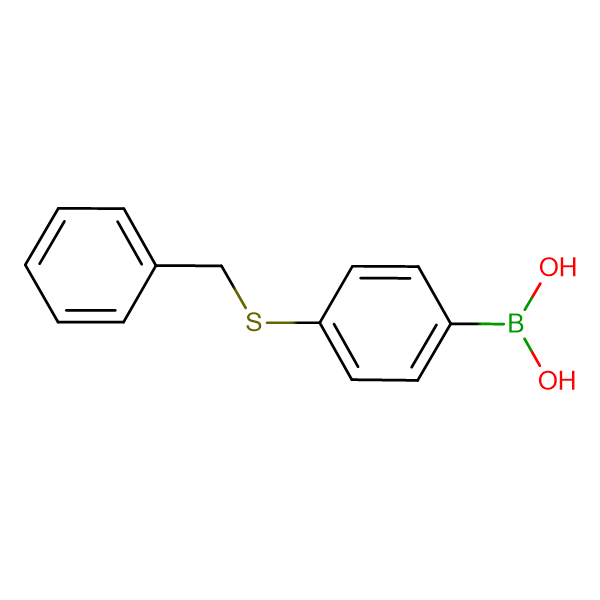 (4-(Benzylthio)phenyl)boronic acid