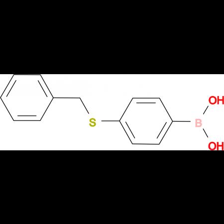 (4-(Benzylthio)phenyl)boronic acid