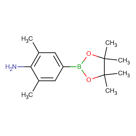 2,6-Dimethyl-4-(4,4,5,5-tetramethyl-1,3,2-dioxaborolan-2-yl)aniline