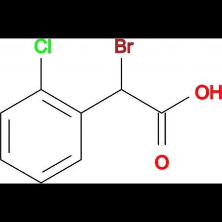 2-Bromo-2-(2-chlorophenyl)acetic acid