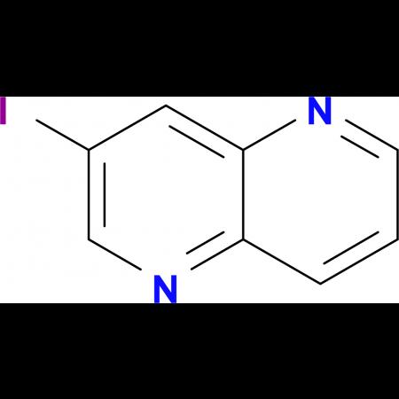3-Iodo-1,5-naphthyridine
