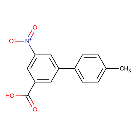 4'-Methyl-5-nitro-[1,1'-biphenyl]-3-carboxylic acid