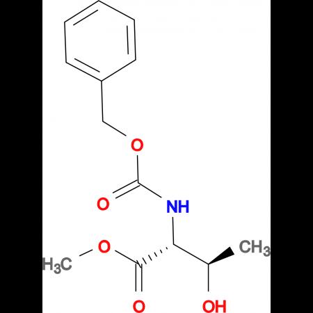 (2R,3R)-Methyl 2-(((benzyloxy)carbonyl)amino)-3-hydroxybutanoate
