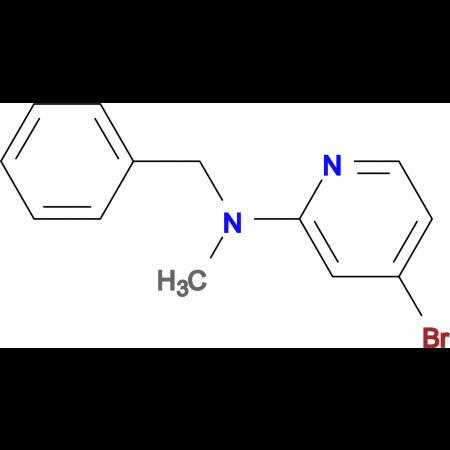 N-Benzyl-4-bromo-N-methylpyridin-2-amine