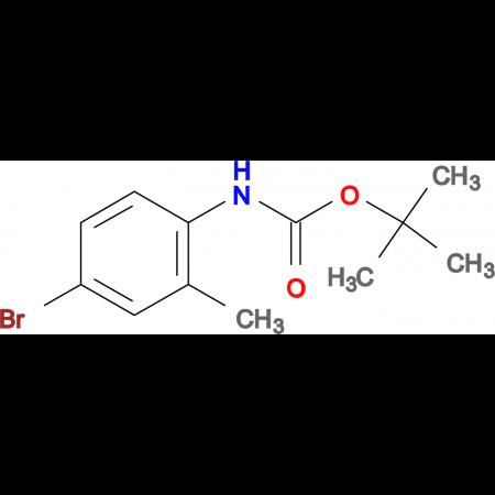 tert-Butyl (4-bromo-2-methylphenyl)carbamate
