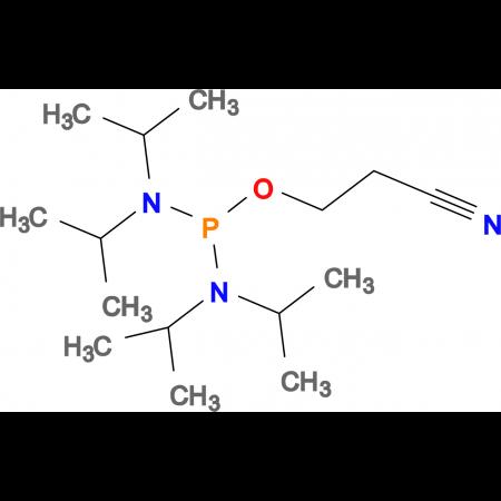 3-((Bis(diisopropylamino)phosphino)oxy)-propanenitrile