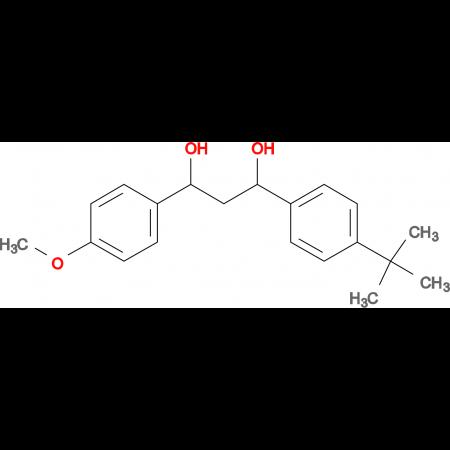 1-(4-tert-Butylphenyl)-3-(4-methoxyphenyl)1,3-propanediol