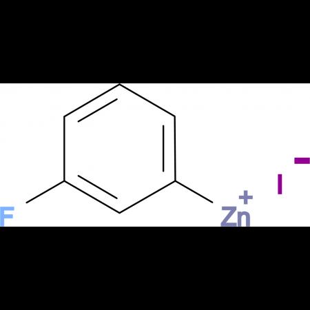 3-Fluorophenylzinc iodide 0.5 M in Tetrahydrofuran
