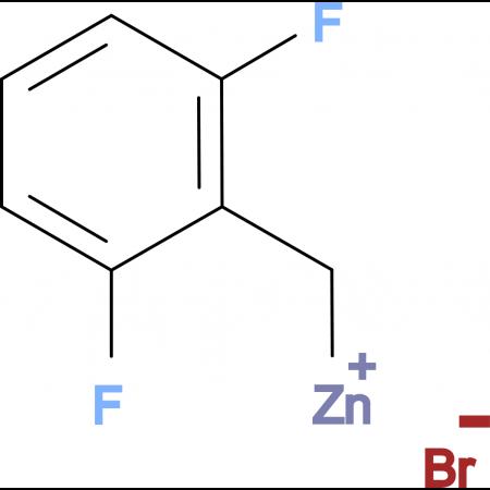 2,6-Difluorobenzylzinc bromide 0.5 M in Tetrahydrofuran