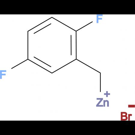 2,5-Difluorobenzylzinc bromide 0.5 M in Tetrahydrofuran