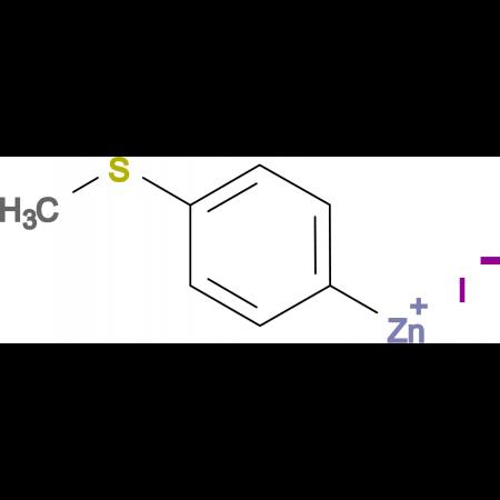 4-(Thiomethyl)phenylzinc iodide 0.5 M in Tetrahydrofuran