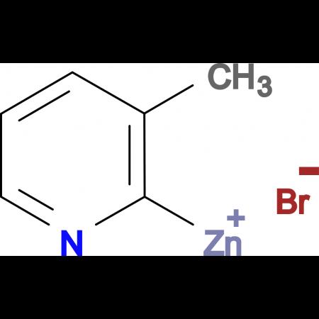 3-Methyl-2-pyridylzinc bromide 0.5 M in Tetrahydrofuran