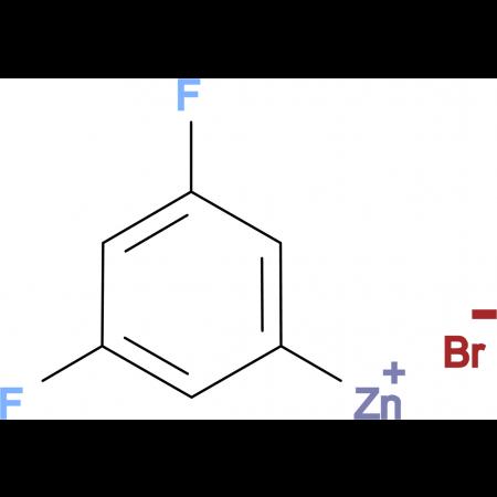 3,5-Difluorophenylzinc bromide 0.5 M in Tetrahydrofuran